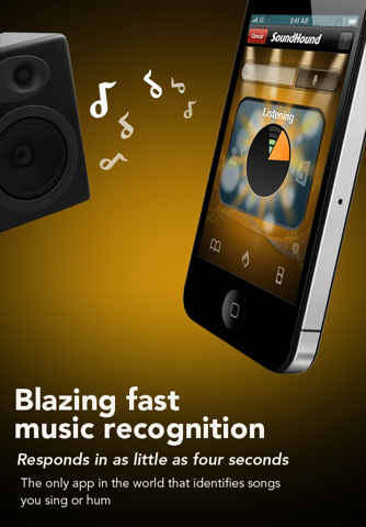 Sing and Search App for iPhone and Android - Sound Hound - Cell